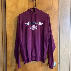 Tigers Jaw Merch Hoodie